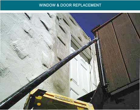 Window replacement contractor door replacement for Window replacement contractor
